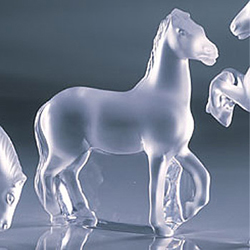 Ulysse Horse Head Up Lalique1216200