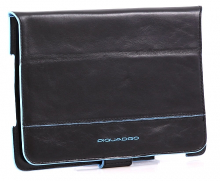 Чехол Piquadro Blue Square Black