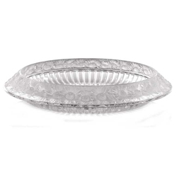 Ваза для фруктов Marguerites Bowl Small Lalique 1104500