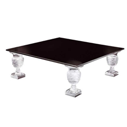 Versailles One Table Foot Clear Lalique 1031400