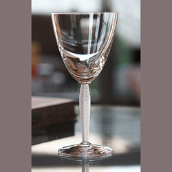 Louvre Wine Glass Lalique 1589500