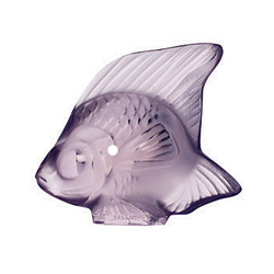 Fish Lilac Lalique 3001800