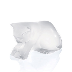 Kitten With Ball Lalique 1217200