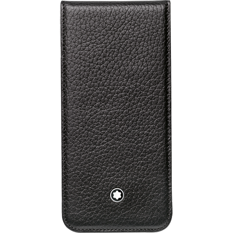 Чехол MontBlanc для iPhone 5/5s Meisterstuck 90 years Soft Grain