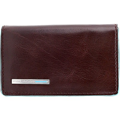 Визитница Piquadro Blue Square Brown