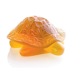 Sidonie Turtle Amber Lalique 1214300