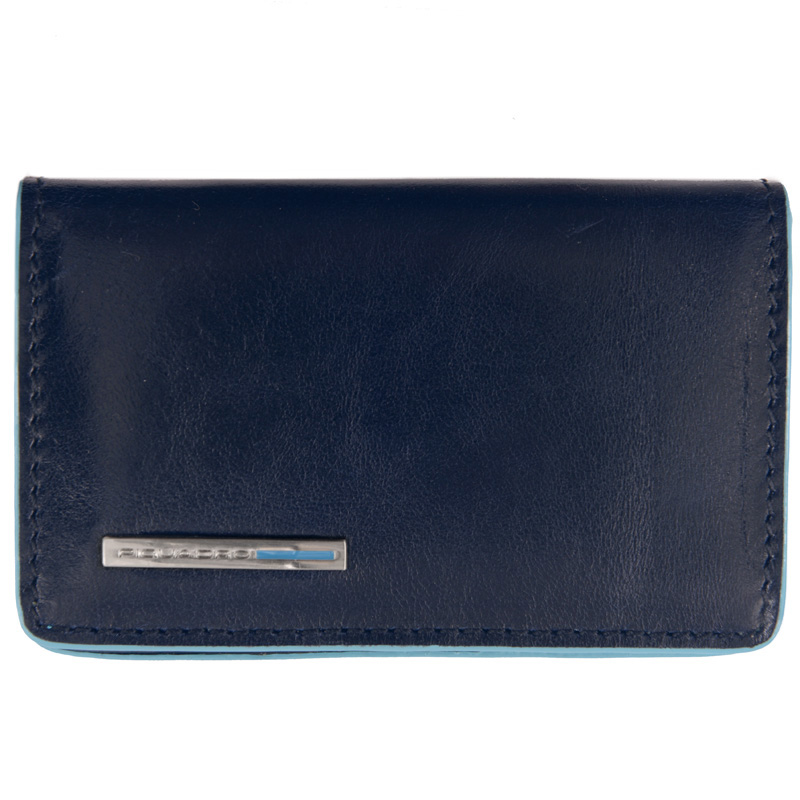 Визитница Piquadro Blue Square Navy