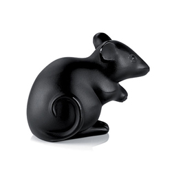 Mouse Black Lalique 10055900