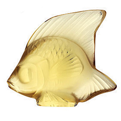 Fish Gold Lalique 3002900