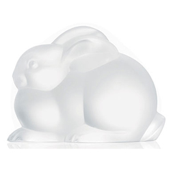 Resting Rabbit Lalique 1210500