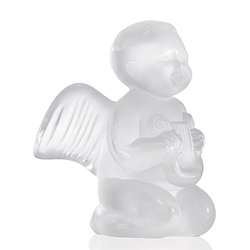 Cherub With Lyre Lalique 1212100
