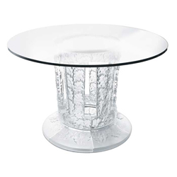 Oak Table Without Top Lalique 1031100