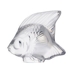 Fish clear Lalique 3000000