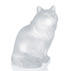 Heggie Cat Lalique 1179600