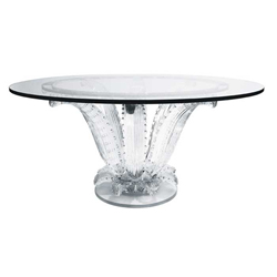 Cactus Table Without Top Lalique 1030200