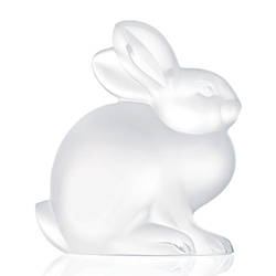 Sitting Rabbit Lalique 1210300