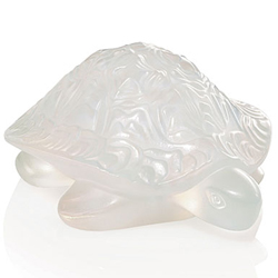 Sidonie Turtle Opalescent Lalique 1214400
