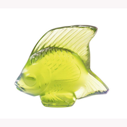 Fish Anise Lalique 3003300