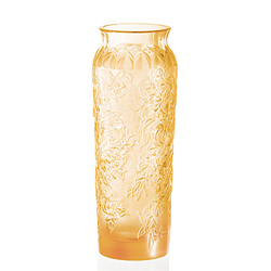 Ваза Blossom Gold Lalique 1249700